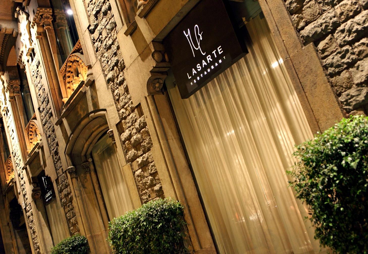Bugatti restaurante lasarte