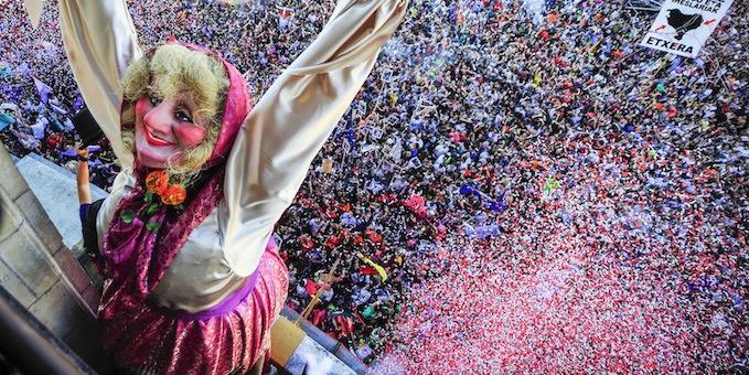 Большая неделя в Бильбао (22-30 августа)