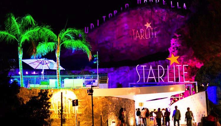 Фестиваль Starlite в Марбелье (до 20 августа)