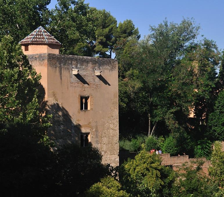 Альгамбра открывает для посещений Башню Принцесс